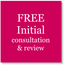 FREEInitial consultation & review