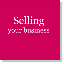 Sellingyour business